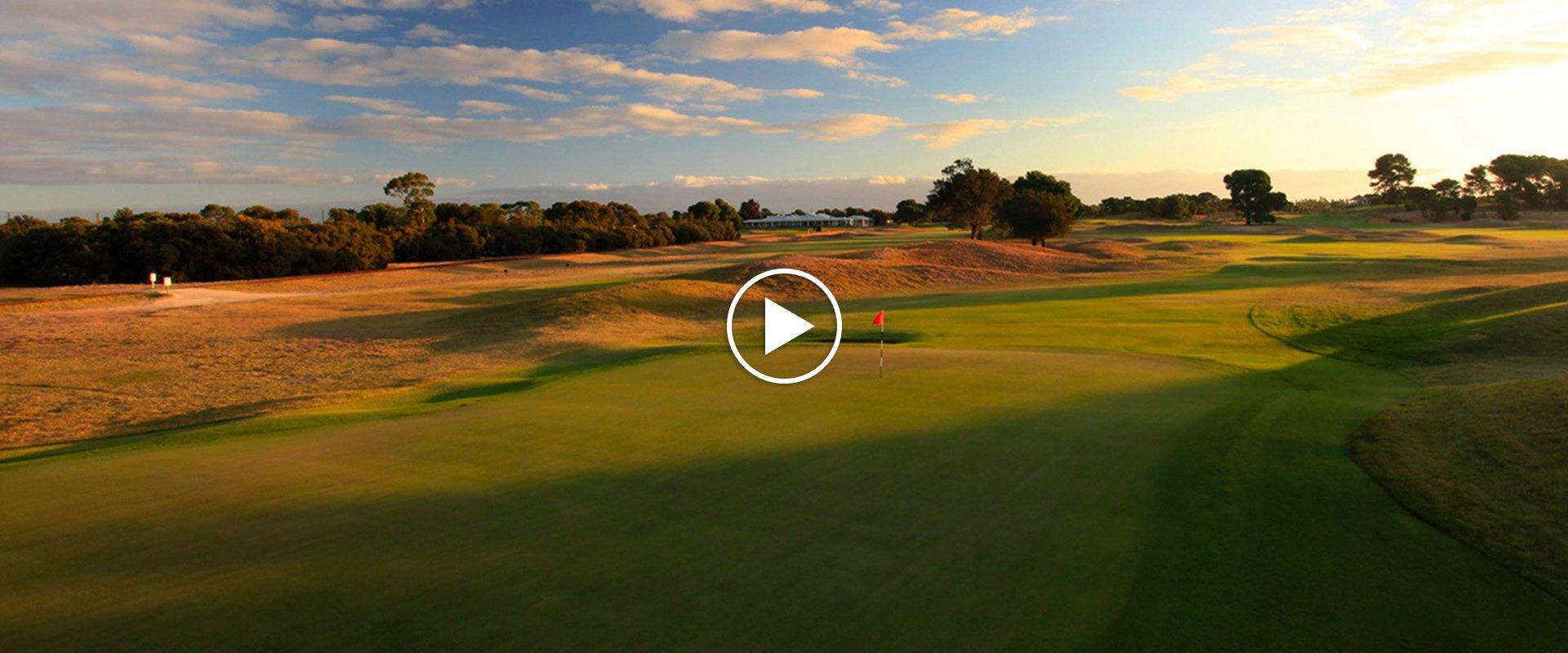 Royal Adelaide Golf Club, Adelaide