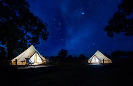 Best Glamping Experiences