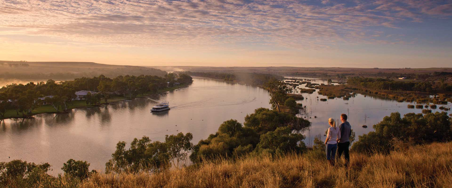 Teal Flat, Murray River, Lakes and Coorong