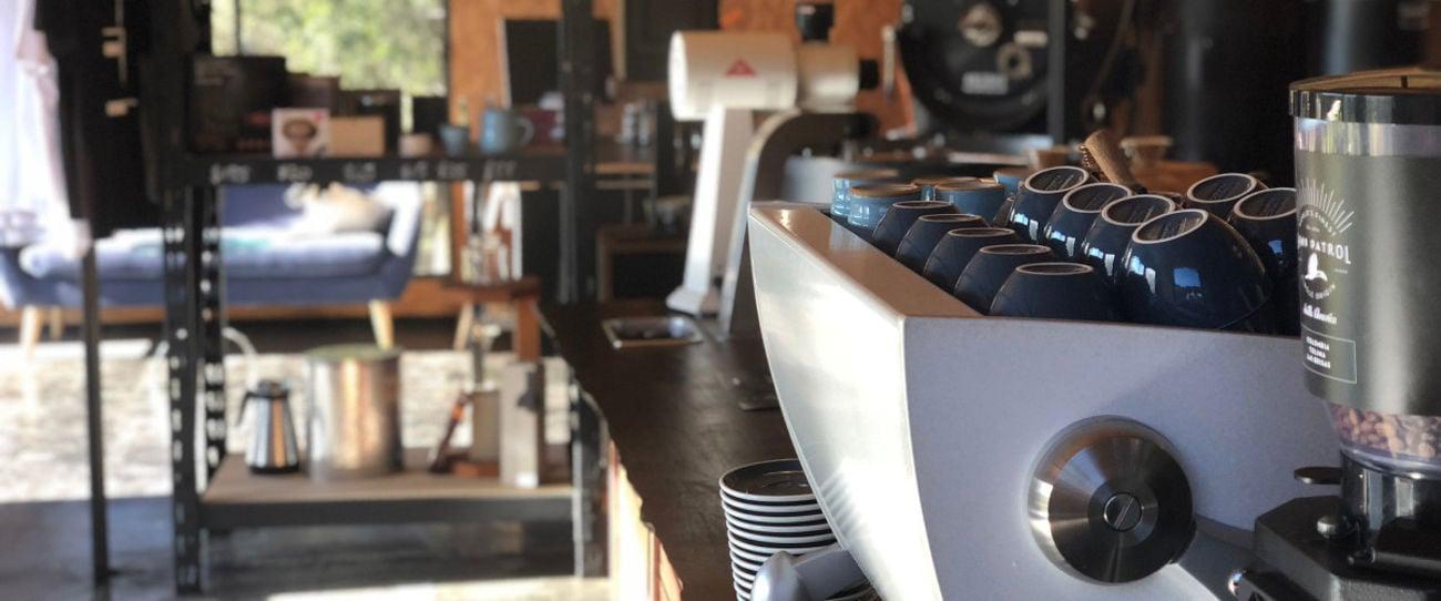 Dawn Patrol Coffee, Fleurieu Peninsula