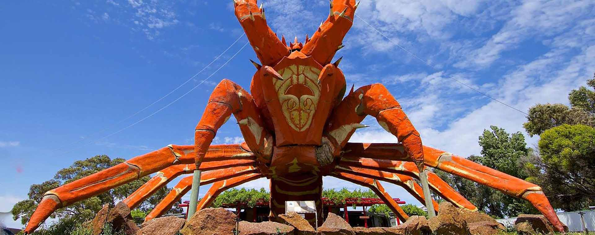 Larry the Lobster, Kingston, Limestone Coast