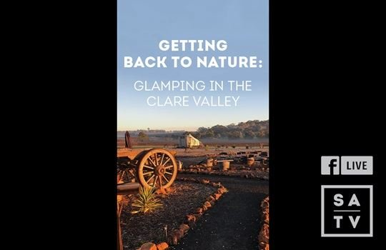 Facebook Live with Bukirk Glamping