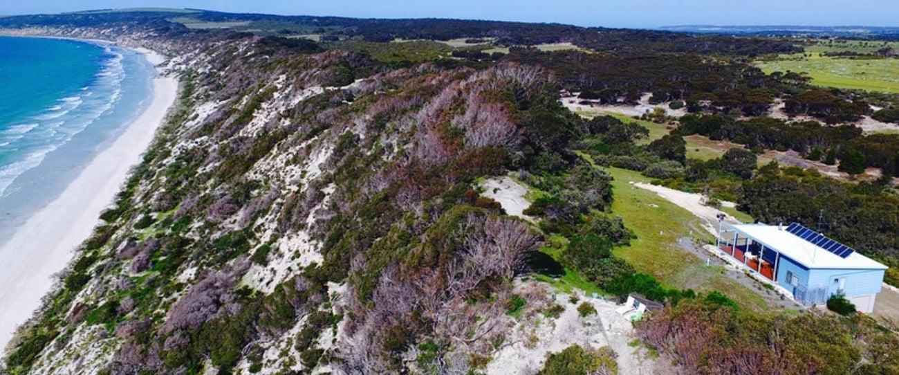 A Dune Escape, Kangaroo Island