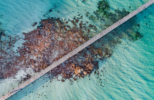 Moonta Bay Jetty Yorke Peninsula