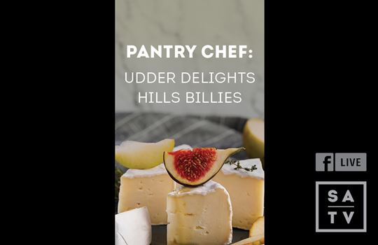 Pantry Chef Udder Delights