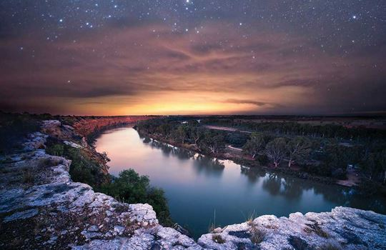 Big Bend, Murray River