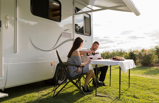 10% OFF DAILY CAMPERVAN HIRE RATE*