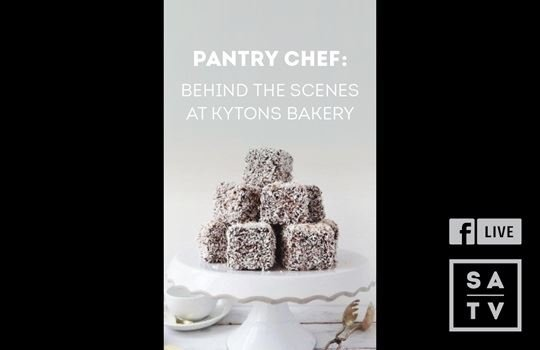 Facebook Live with Kytons Bakery