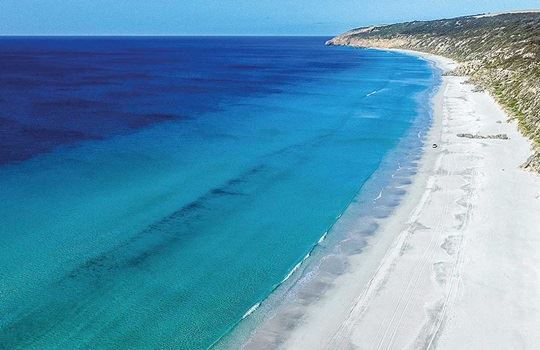 5 must-visit Kangaroo Island beaches