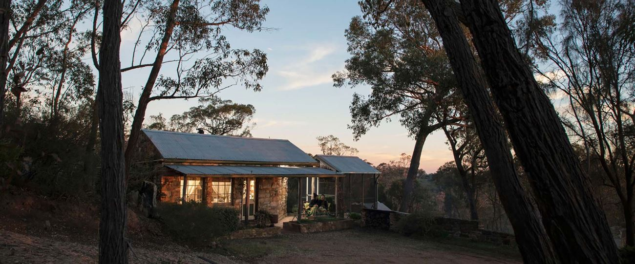 Trestrail Cottage, Clare Valley