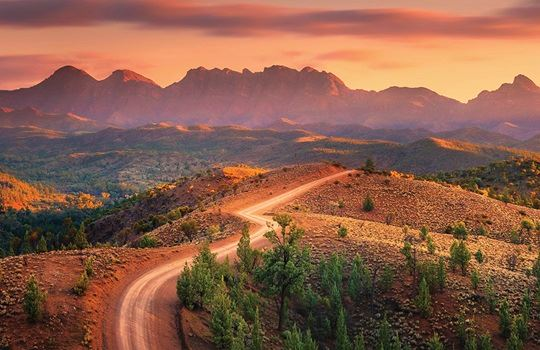 Flinders Ranges and Outback three-day itinerary