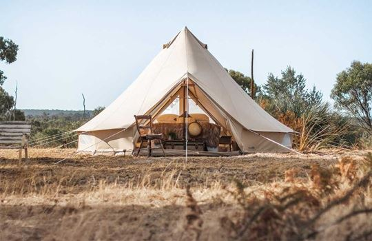 Best glamping in South Australia